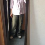 冷えとりファッション春 リネン×リネンコーデ