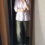 冷えとりファッション春 ゆる~い服を着られる幸せ