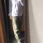 冷えとりファッション夏 長袖のシャツ