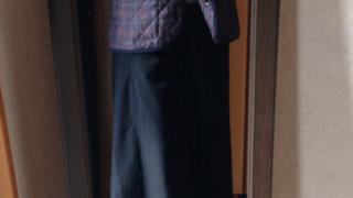 冷えとりファッション冬 早速履いてみました