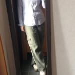 冷えとりファッション春 リネン素材の服