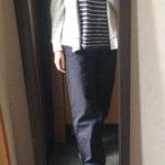 冷えとりファッション春 家の制服・別バージョン