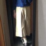 冷えとりファッション梅雨