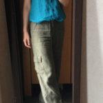 冷えとりファッション夏 涼し気なリネンブラウス