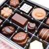 バレンタインのチョコレートを食べて・・・