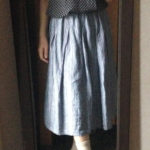 冷えとりファッション夏 風が通るシルクブラウス