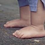 きくち体操の足の指の運動で足の指の間が切れた!今までやらなかった動きをしただけでこんなとは
