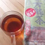 村田園の万能茶 カフェインレス生活で愛飲中♪ほんのり健康茶っぽい風味、でも飲みやすい!